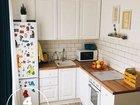 Кухонный гарнитур угловой 2.5м blum