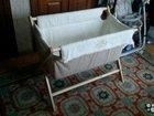 Кровать - люлька Polini kids