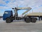Увидеть foto Грузовые автомобили КАМАЗ 43118 тягач с ГМУ 2014 г, в, 80144326 в Новосибирске