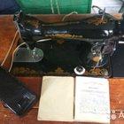 Швейная машинка Подольск 2М-8 с электроприводом