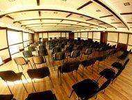 Конференц-зал в Санатории Лазурный Санаторий «Лазурный» предлагает просторный и