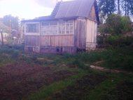 Продам земельный участок+домик от дождя Продам земельный участок 7. 5 сотки, дом