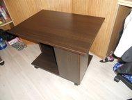 продам новый журнальный стол Журнальный стол новый на колесах цвет венге габарит