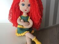 Изготовление кукол обучение Обучение вязать кукол крючком или шить суконные.   3