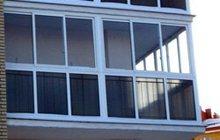 Остекление балконов лоджий цена бердск искитим новосибирск