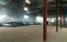 Сдам в аренду отапливаемое производственно-складское здание площадью 1300 кв, м, №А1402
