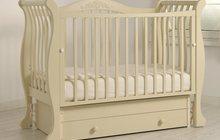 Кроватка детская с маятником Гандылян Gandylyan «Габриэлла»