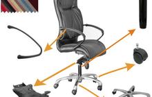 Ремонт офисных кресел и стульев
