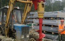 Буровое оборудование DСD-5 (Англия) на Фронтальные погрузчики 5-15 тонн