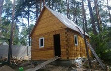 Строим дома, бани, фундаменты, кровля, фасад