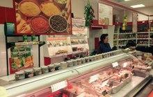 Мясной магазин на оживленной магистрали, 5 лет работы