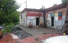 Двухуровневый капитальный гараж 96 м, кв.