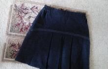 Продам школьную юбку р-р, 30