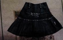 Продам Джинсовую юбку на 4-5 лет