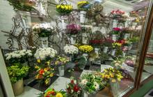 Студия цветов с большим потоком клиентов