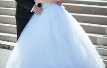 Свадебное платье в отличном состоянии