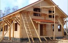 Строительство домов коттеджей бань и т д