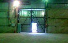 Неотапливаемое производственно-складское здание из проф. лис