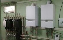 Монтаж секций радиаторов отопления