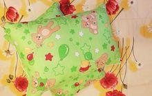 Подушка детская с замочком