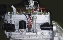 Двигатель ЗИЛ-157 с хранения, без наработки