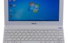 Потерян нетбук Asus Eee PC белый