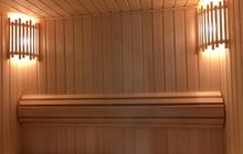 Возведение сауны в коттедже в Новосибирске