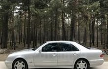 Mercedes-Benz E-класс 4.3AT, 1999, седан