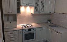 Кухонный гарнитур 2550*1400 мм. Фасад мдф