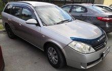 Nissan Wingroad 1.5AT, 2002, универсал