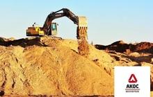 Песок, Отсыпочный песок, ПГС