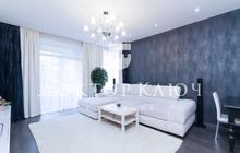 Квартира удачно сочетает в себе все преимущества городской и