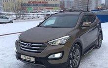 Hyundai Santa Fe 2.4AT, 2012, 124000км