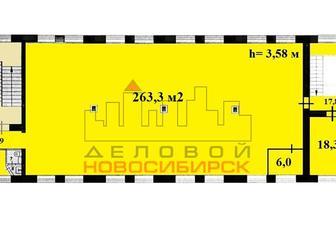 Новое изображение Коммерческая недвижимость Аренда универсального помещения 337 кв, м 31288632 в Новосибирске