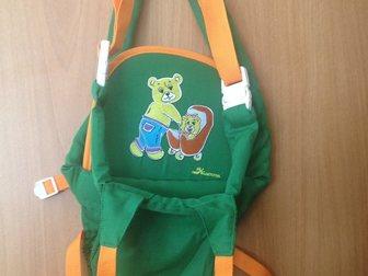Просмотреть изображение  Продам рюкзак-переноска кенгуру 32376308 в Новосибирске
