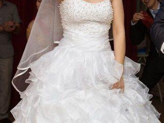 Смотреть foto  продам свадебное платье! 32381515 в Новосибирске