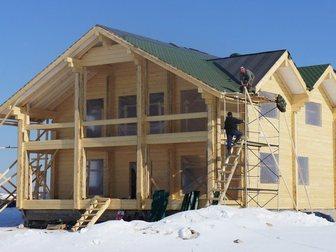 Уникальное фотографию Строительство домов Строительство домов, коттеджей 32387398 в Новосибирске
