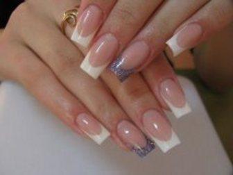 Смотреть foto Косметические услуги Наращивание ногтей! 32576850 в Новосибирске