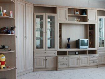 Уникальное фотографию Мебель для гостиной Срочно продам корпусную мебель Инна, В отличном состоянии, 32597792 в Новосибирске