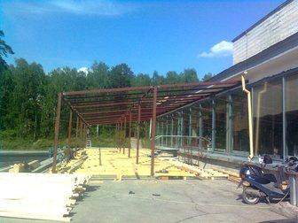 Скачать изображение  Изготовление и монтаж металлоконструкций 32606546 в Новосибирске