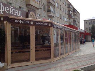Уникальное фото Другие строительные услуги Изготовление и монтаж летнего кафе, 32606555 в Новосибирске