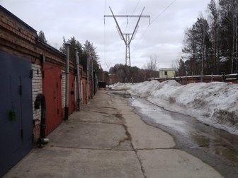 Просмотреть foto  Продам капитальный гараж в Академгордке, конец улицы Иванова, срочно 32620816 в Новосибирске