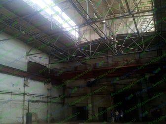 Скачать foto Коммерческая недвижимость Сдам в аренду отапливаемое складское помещение площадью 11000 кв, м 32624094 в Новосибирске