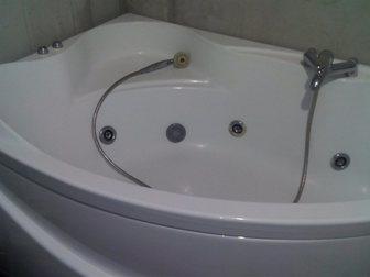 Просмотреть фотографию Мебель для ванной Ванна акриловая угловая с функцией джакузи 32654542 в Новосибирске