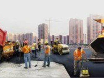 Просмотреть изображение Земельные участки Дорожные работы: асфальтирование и благоустройство 32663716 в Новосибирске
