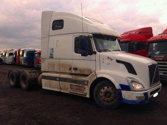 Смотреть изображение Капотный тягач Вольво ВНЛ 32675578 в Новосибирске