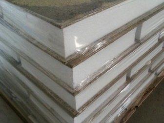 Свежее фото Строительные материалы Сип панели Green Board - уникальные решения для домостроения 32696771 в Новосибирске