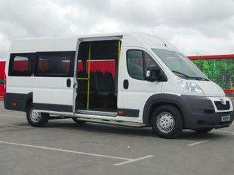 Уникальное фото Авто на заказ Заказ микроавтобуса PEUGEOT Boxer (17 мест) 32731716 в Новосибирске