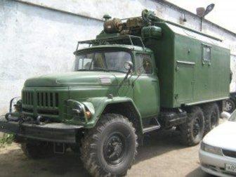 Скачать изображение  Передвижная ремонтная мастерская МРИВ на базе ЗИЛ-131 32790724 в Новосибирске