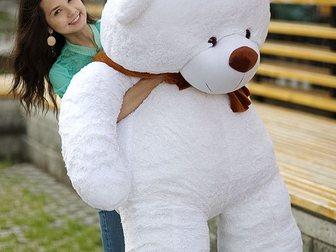 Увидеть фотографию  Большие мишки, плюшевые медведи 32822268 в Новосибирске